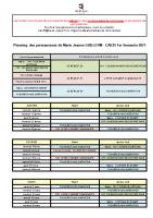 planning CAU 1er trimestre 2021
