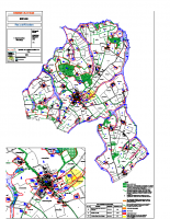 PLU – Plan de zonage
